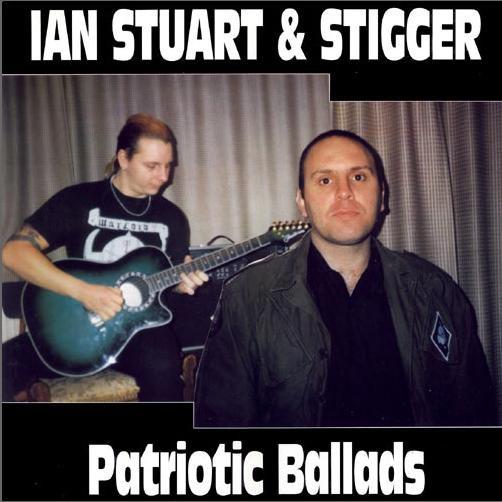 Ian Stuart & Stigger – Patriotic Ballades Vol 1 Picture LP