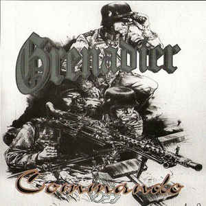 Grenadier ‎– Commando