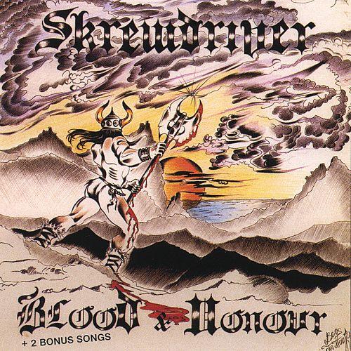 Skrewdriver – Blood and Honour