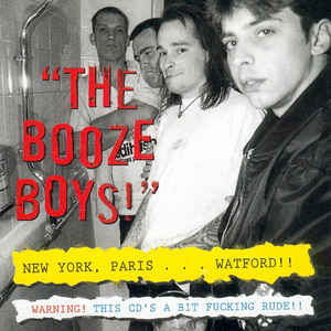 The Booze Boys – New York, Paris…Watford!!
