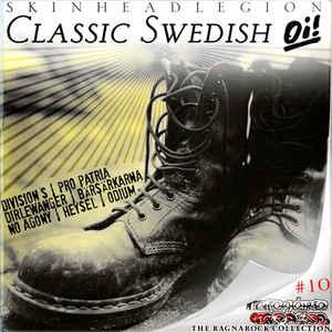 Skinheadlegion – Classic Swedish Oi!