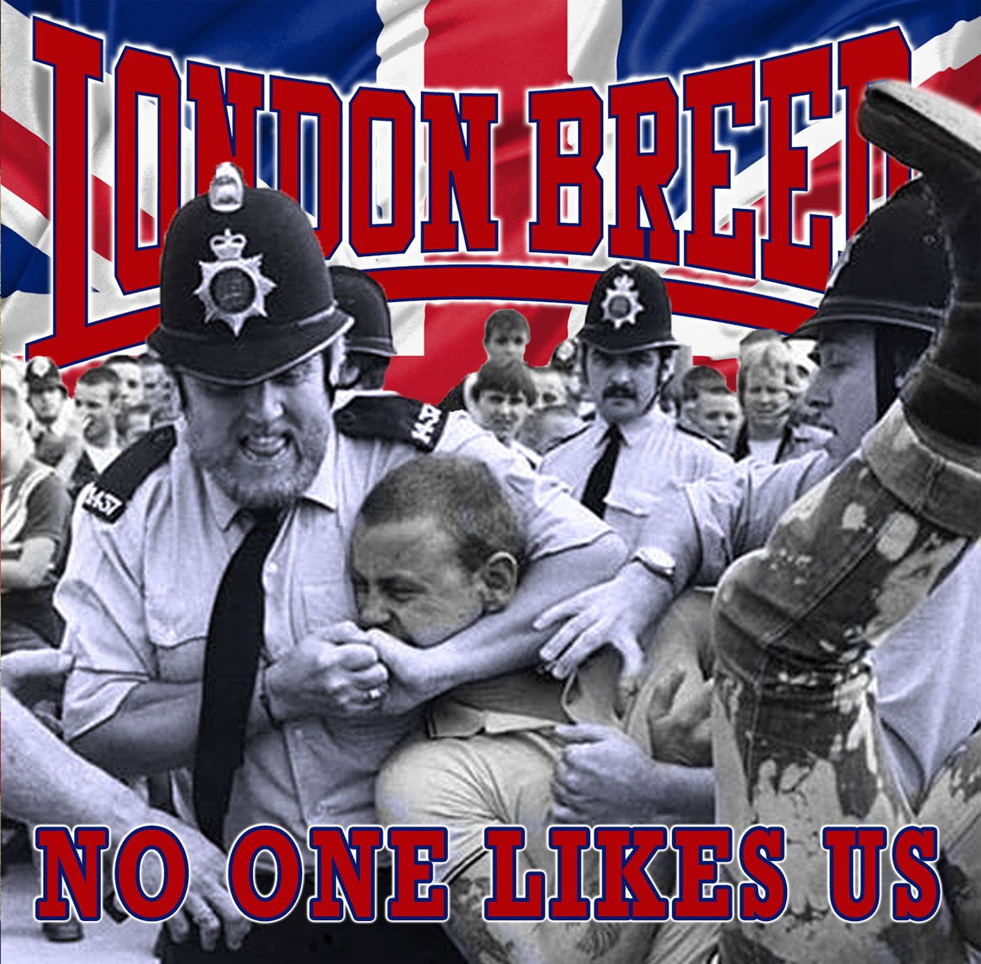 London Breed ‎– No One Likes Us